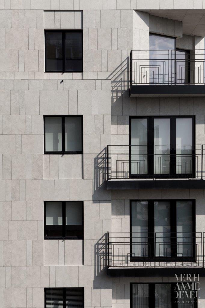 Appartementsgebouw Westminster te Knokke