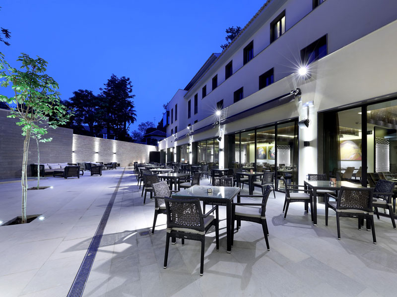 Hotel Washington Irving in Spanje