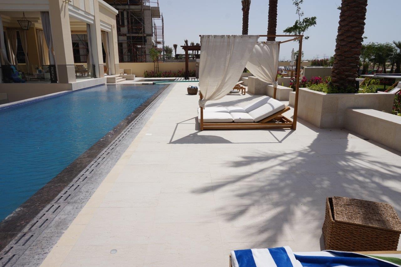 Project gezandstraald Cenia in Dubai