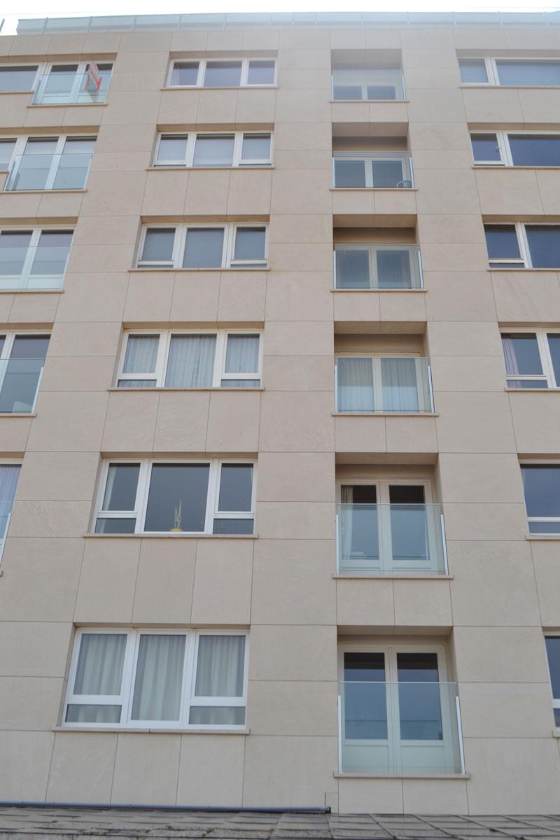 Residentie Savarin te Oostende