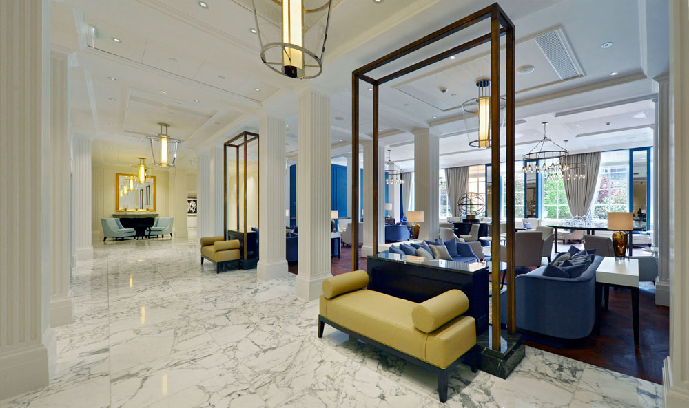 Waldorf Astoria Hotel te Amsterdam